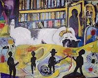 Rudolf-Lehmann-Emotions-Joy-Emotions-Safety-Contemporary-Art-Neo-Expressionism