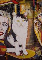 Rudolf-Lehmann-Fantasy-Emotions-Safety-Contemporary-Art-Neo-Expressionism