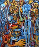 Rudolf-Lehmann-Abstract-art-Contemporary-Art-Neo-Expressionism