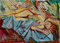 Rudolf-Lehmann-Mythology-Symbol-Contemporary-Art-Neo-Expressionism