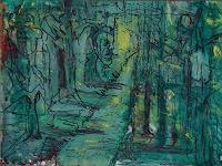 Rudolf-Lehmann-Abstract-art-Fantasy-Contemporary-Art-Neo-Expressionism