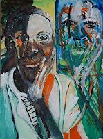 Rudolf-Lehmann-People-Women-Emotions-Depression-Contemporary-Art-Neo-Expressionism