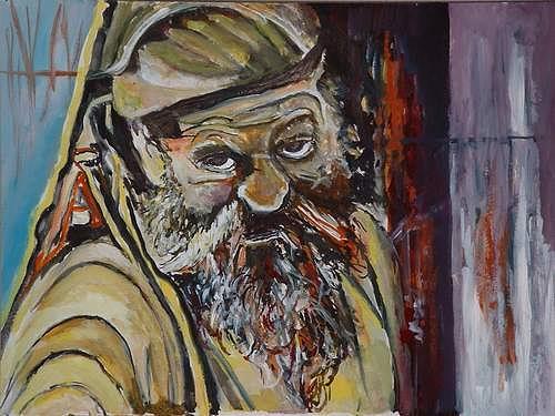 Rudolf Lehmann, Philosoph, Society, Religion, Neo-Expressionism
