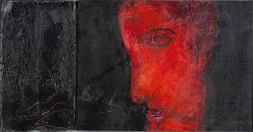Ana Matt, Schönbildschauer V, Abstract art, Miscellaneous People, Modern Age
