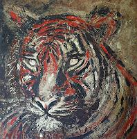 Sandra-Frauchiger-Schlug-Animals-Land-Modern-Age-Expressionism