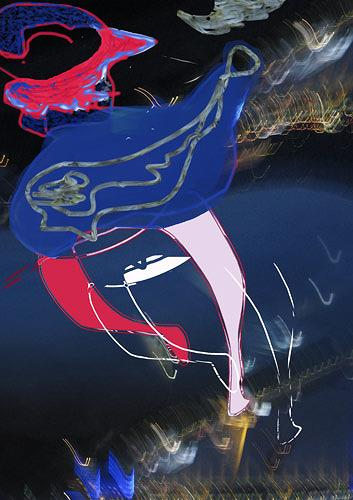 Rotraut Richter, Linzer Klangwolke, Emotions: Joy, Symbol, New Image Painting