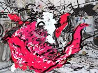 Rotraut-Richter-Miscellaneous-Animals-Burlesque-Contemporary-Art-New-Image-Painting