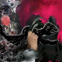 Rotraut-Richter-Miscellaneous-Animals-Situations-Contemporary-Art-New-Image-Painting