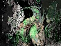 Rotraut-Richter-Burlesque-Nature-Miscellaneous-Contemporary-Art-New-Image-Painting