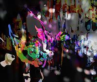 Rotraut-Richter-Mythology-Fantasy-Contemporary-Art-New-Image-Painting