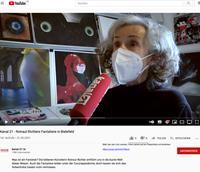 Rotraut-Richter-People-Women-Emotions-Joy-Contemporary-Art-Contemporary-Art