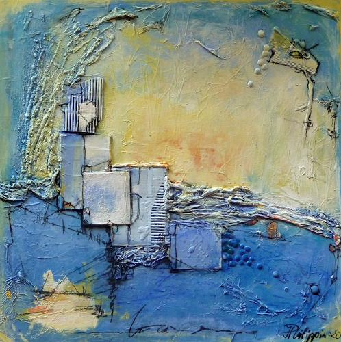 Philippin, Inge, Vision, Abstract art, Contemporary Art, Expressionism