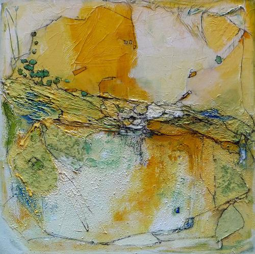 Philippin, Inge, The Well 1, Abstract art, Contemporary Art