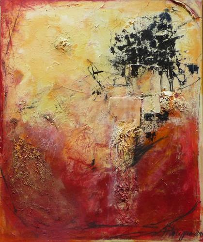 Philippin, Inge, Strong Impression, Abstract art, Contemporary Art, Abstract Expressionism