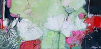 Philippin, Inge, White Flowers 2