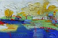 Philippin--Inge-Landscapes-Summer-Emotions-Joy-Contemporary-Art-Contemporary-Art
