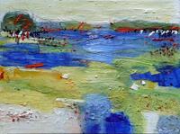 Philippin--Inge-Landscapes-Sea-Ocean-Landscapes-Summer-Contemporary-Art-Contemporary-Art