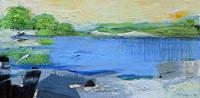 Philippin--Inge-Landscapes-Sea-Ocean-Emotions-Safety-Contemporary-Art-Contemporary-Art