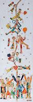 Heide-Scheerschmidt---Atelier-Leykauf-Emotions-Joy-People-Modern-Age-Others-New-Figurative-Art