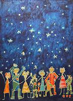 Heide-Scheerschmidt---Atelier-Leykauf-People-Fairy-tales-Modern-Age-Expressive-Realism