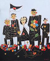 Heide-Scheerschmidt---Atelier-Leykauf-Miscellaneous-Emotions-Society-Contemporary-Art-Contemporary-Art