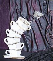 Yakuba-Elena-Still-life-Decorative-Art-Modern-Age-Art-Deco