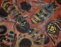 Yakuba-Elena-Animals-Air-Nature-Wood-Modern-Age-Expressionism