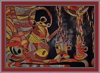 Yakuba-Elena-Abstract-art-Still-life-Modern-Age-Abstract-Art