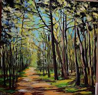 Y. Elena, In jungem Wald