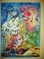 Yakuba-Elena-Abstract-art-Emotions-Safety-Modern-Age-Symbolism