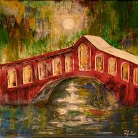Pavel-Hulka-Nature-Water-Miscellaneous-Buildings-Modern-Times-Realism