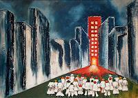 Pavel-Hulka-People-Group-Modern-Times-Realism