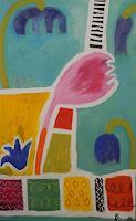 K.Ryn-Plants-Flowers-Nature-Modern-Age-Expressionism