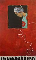 K.Ryn-People-Women-Society-Modern-Age-Others-New-Figurative-Art