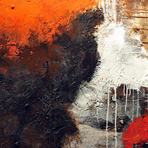 K.Ryn, Ragnarök I, Abstract art, Contemporary Art