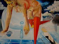 SCHENKEL-Fantasy-People-Women-Contemporary-Art-Post-Surrealism