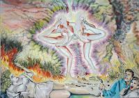SCHENKEL-War-Erotic-motifs-Female-nudes-Contemporary-Art-Neo-Expressionism