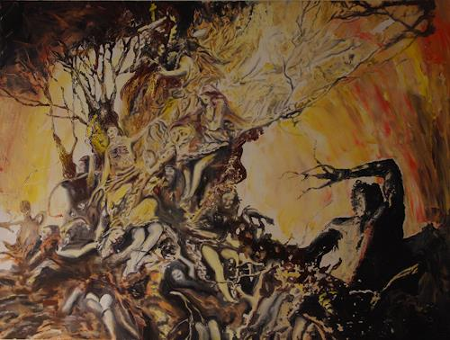 SCHENKEL, Dante, Miscellaneous, Abstract Expressionism