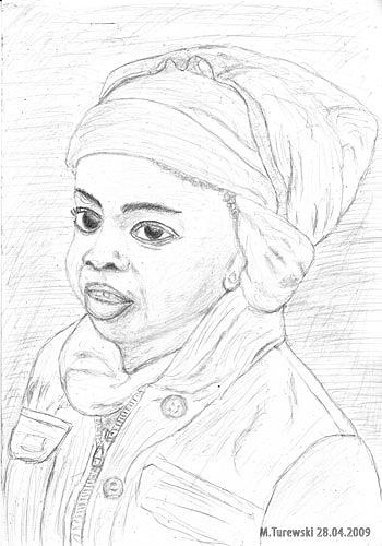 Micborn, Hooded Child / Kind mit Kapuze, People: Children, People: Portraits
