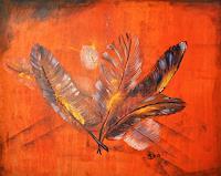 Barbara-Straessle-Nature-Miscellaneous-Animals-Air-Contemporary-Art-Contemporary-Art