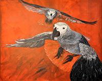 Barbara-Straessle-Animals-Air-Movement-Contemporary-Art-Contemporary-Art