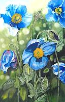 Stephanie-Zobrist-Plants-Flowers-Nature-Earth-Modern-Age-Naturalism