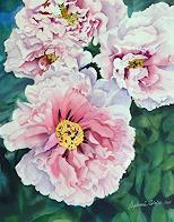 Stephanie-Zobrist-Plants-Flowers-Landscapes-Spring-Modern-Age-Photo-Realism-Hyperrealism