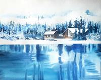 Stephanie-Zobrist-Landscapes-Winter-Nature-Water-Modern-Age-Naturalism