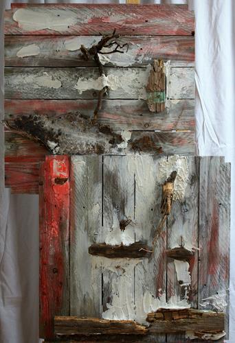Ralf H. G. Schumacher, Vergänglichkeit, Emotions: Depression, Times: Future, Contemporary Art