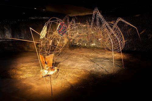Ralf H. G. Schumacher, Ameisen Skulptur, Animals: Land, Nature: Miscellaneous, Contemporary Art