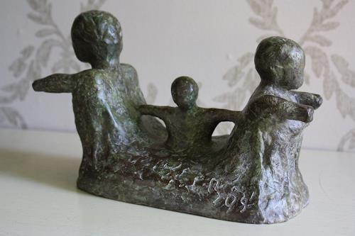 Ralf H. G. Schumacher, Der letzte Halt, People: Families, Miscellaneous Emotions, Contemporary Art