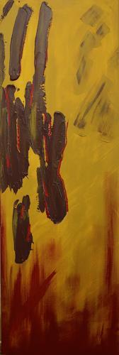 Ralf H. G. Schumacher, Moorschatten, Miscellaneous Landscapes, Abstract art, Contemporary Art