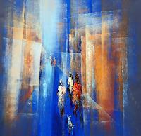 Soraya-Hamzavi-Luyeh-Abstract-art-People-Modern-Age-Abstract-Art