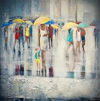 Soraya-Hamzavi-Luyeh-People-People-Group-Modern-Age-Abstract-Art